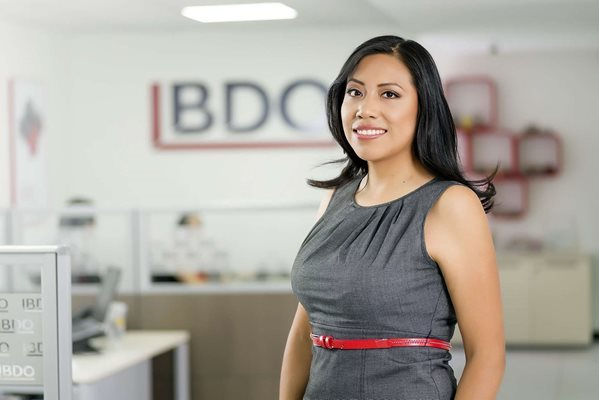 Geovanna Zurita, Gerenfoque BDO Outsourcing, Manager