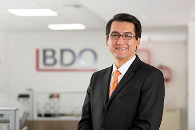 Xavier Gómez, BDO Consulting, Partner – Business Solutions
