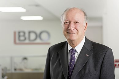 Rolf Stern, BDO Consulting, Partner – Executive President