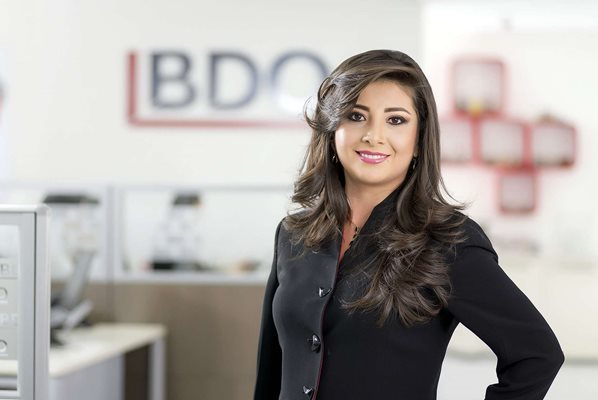 Ana Lucía Escobar, BDO Tax Advice, General Manager