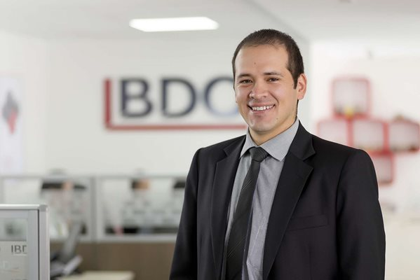Nelson Morales, BDO Tax, Gerente Tributario - Legal
