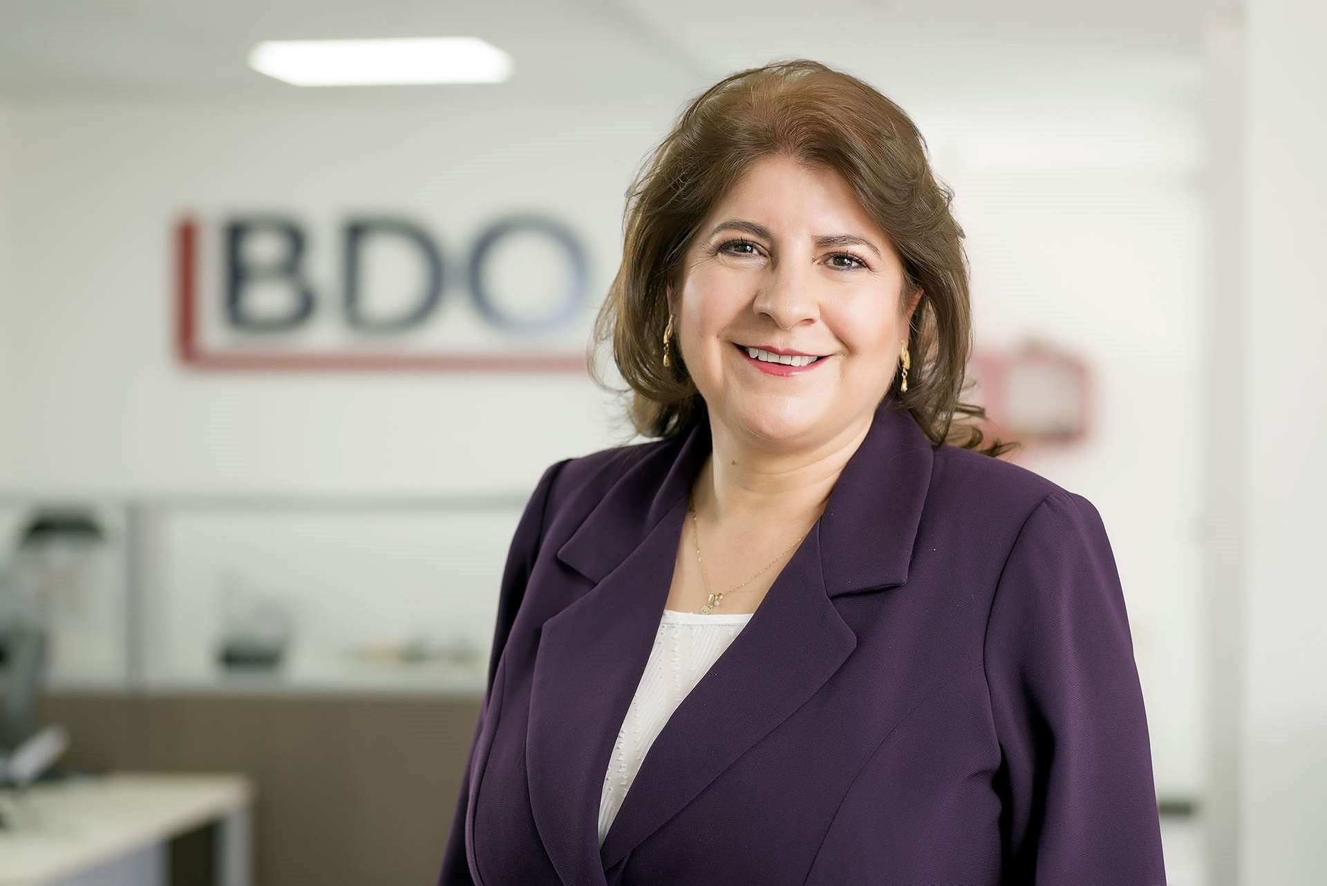 Mercedes Fuentes, BDO Ecuador, Audit Manager