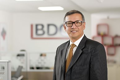 Julio Navarrete, BDO Consulting, Socio – Analytic
